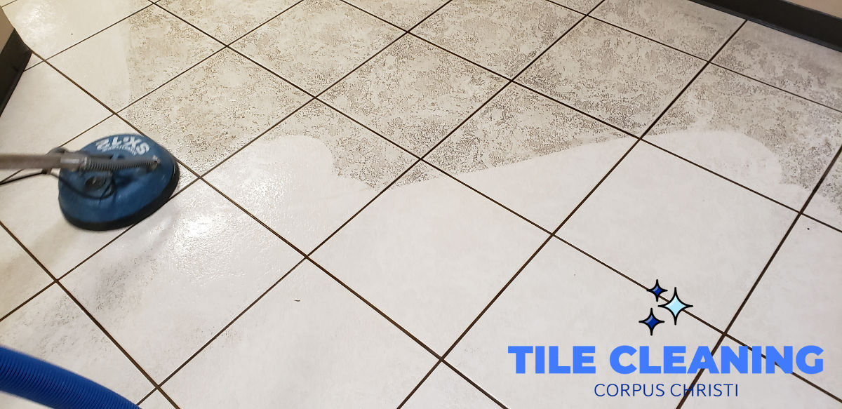 Tile and Grout Cleaning in Corpus Christi, Texas