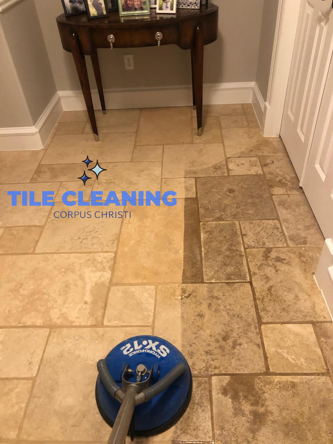 Cleaning Tile and Grout, Removing Dirt and Grime